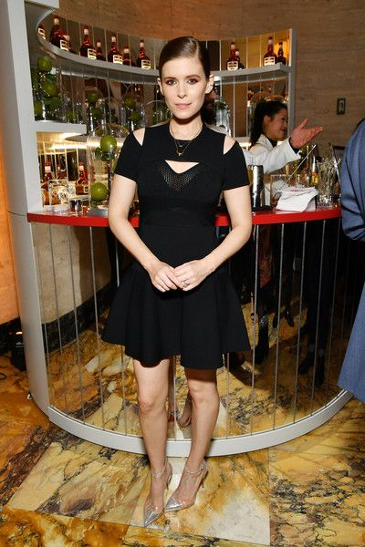 Actress Kate Mara attends Grand Marnier's new campaign launch.