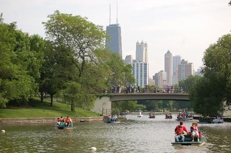Lincoln Park, Chicago.
