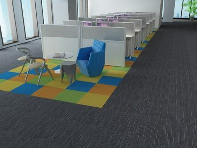 Smart Technologies From Euronics Presents Cambria Carpet Tiles