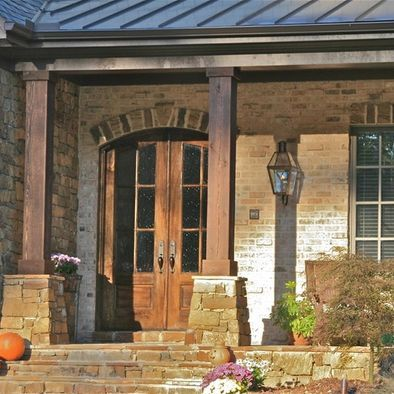 Exterior House Colors With Brown Roof Design, Pictures, Remodel, Decor and Ideas - page 21