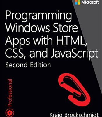 Programming Windows Store Apps With Html Css And Javascript Developer Reference Pdf Windows Store Javascript App Store