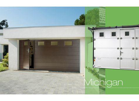 Les Portes De Garage Basculantes Avec Images Porte Garage Garage Portes
