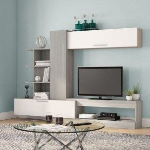 Ultra Contemporary Lacquered Wall Unit With Display Shelves And Storage Click Image To Close Wall Unit Tv Wall Unit Lacquered Walls