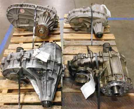 Details About 2014 Ford Escape Transfer Case Assembly Oem 58k
