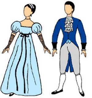 Mi Sala Amarilla La Vestimenta En 1810 Recursos Para El Aula