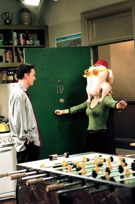 20 Reasons Friends Always Had the Best Thanksgiving Episodes