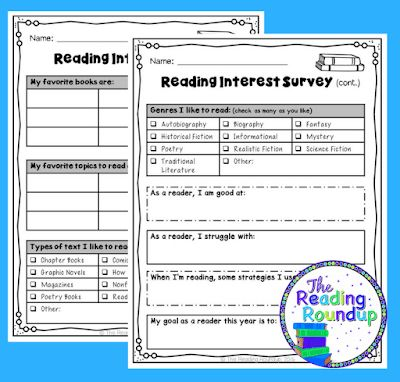 4 Reasons Why You Need To Administer Reading Surveys Reading