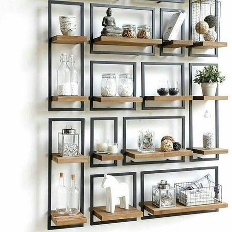 30 Exclusive Wall Shelf Ideas In 2020 Wall Shelf Decor Home