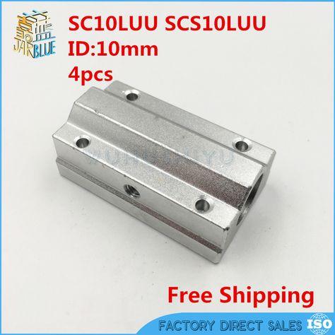 2 PCS SC35UU SCS35UU 35mm Linear Ball Bearing Pellow Block Linear Unit FOR CNC