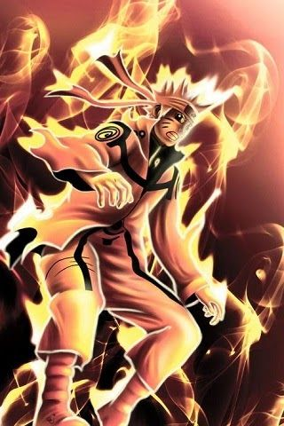 Naruto Hd Wallpaper For Android Phone Dengan Gambar Naruto