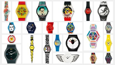 Discover the Swatch & Art collection and its 221 Swatch watches on the official website of Swatch United States.