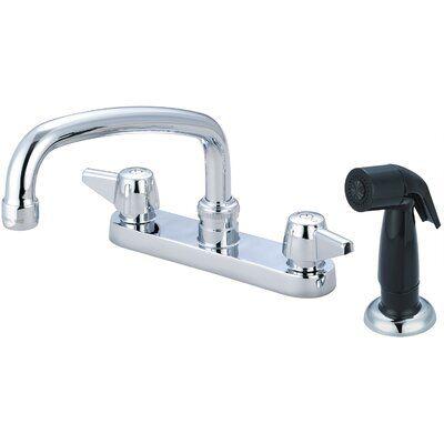 Central Brass Double Handle Kitchen Faucet Brass Kitchen Faucet Brass Kitchen Faucet