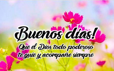 Frases De Buenos Días Mi Amor Mensajes De Buenos Días
