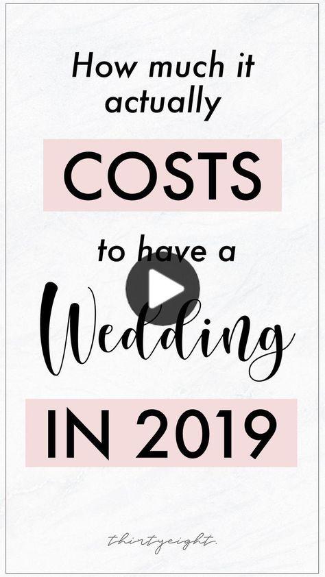 2019年はどのくらいA結婚式の費用