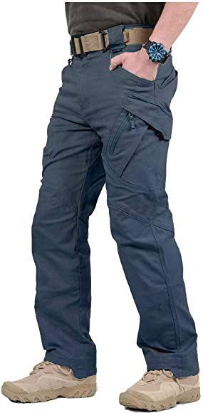Amazon Com Carwornic Gear Pantalones Tacticos Para Hombre Algodon Ligeros Militares Straight Clothi Tactical Pants Cargo Trousers Tactical Cargo Pants