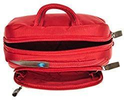 scarpe sportive 81f62 bcc66 Piquadro Beauty Case Rosso/Marrone: Amazon.it: Scarpe e ...