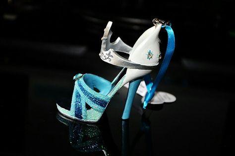 Disney princesses fantasy shoes
