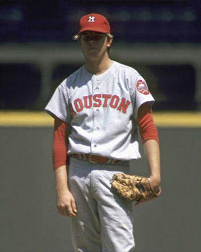 Larry Dierker Houston Astros Baseball Astros Baseball Texas Sports