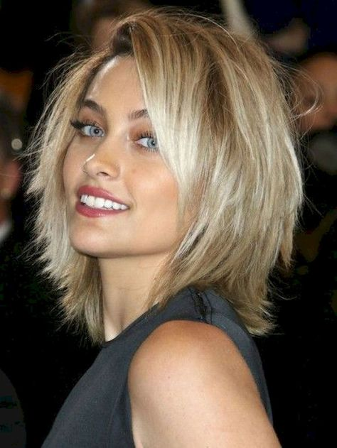 44 Best hairstyle ideas that will give medium hair a new lease of life (20) - Fashion and Lifestyle