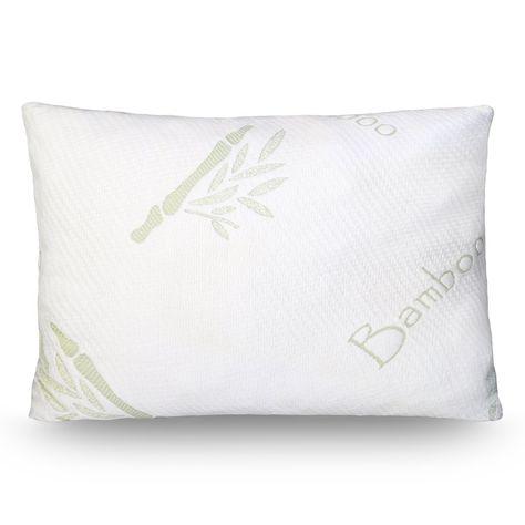 1 pack | Luxury Bamboo Memory Foam Pillow