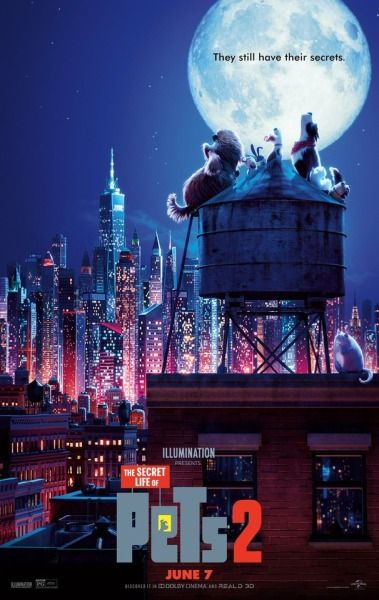 The Secret Life Of Pets 2 Movie Review Great Plot Average Execution When In Manila Secret Life Of Pets Secret Life 2 Movie