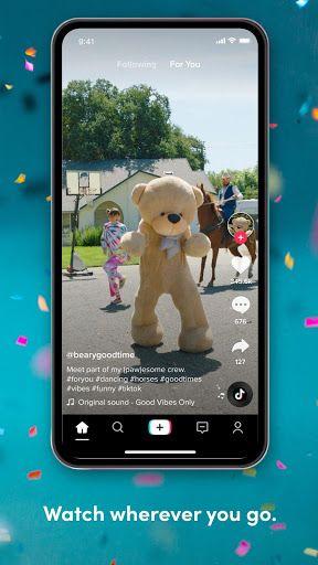 Download Tiktok Apk Android Terbaru App Mobile Video Make It Yourself