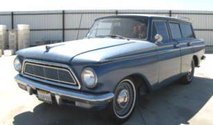 1962 Rambler American Station Wagon Classic Rambler Cars Hard