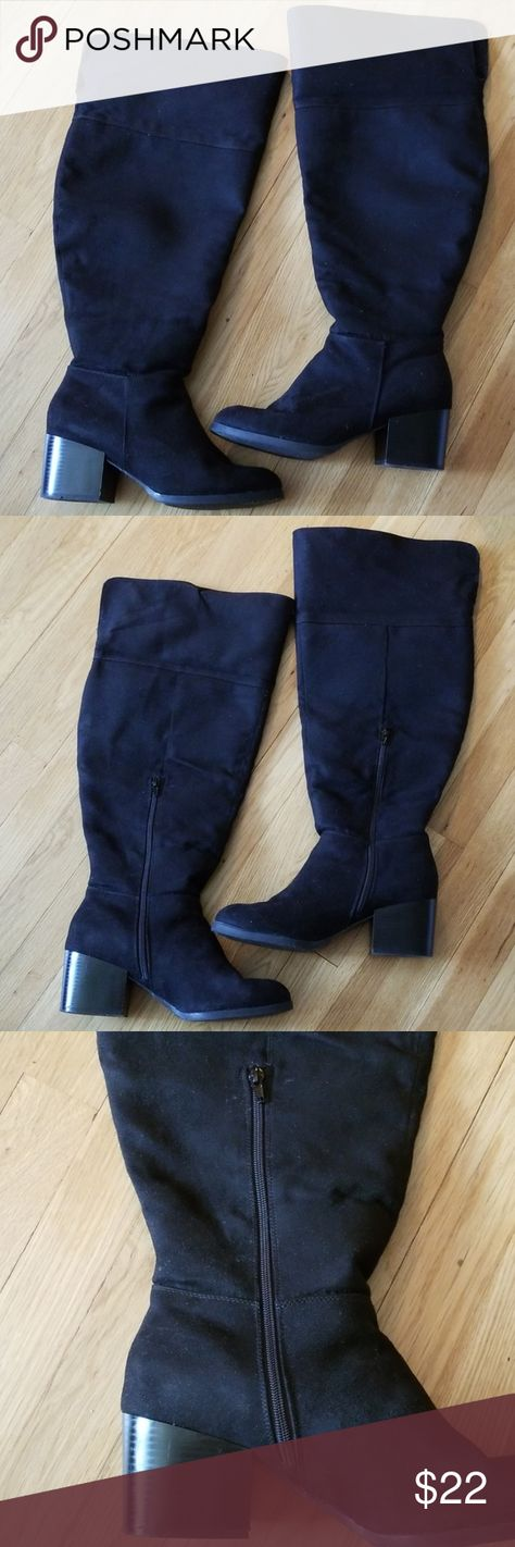 11WIDE | Over The Knee Boots | Over the knee boots