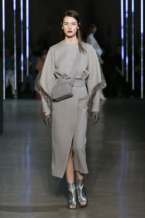 The complete Sally LaPointe Fall 2018 Ready-to-Wear fashion show now on Vogue Runway.