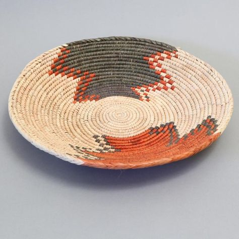 New Mexican basket at L'Ecole Des Beaux Arts
