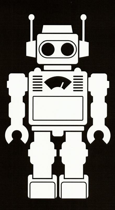 Robots, again possible tattoo idea Cool tats Pinterest Robot - new robot blueprint vector art