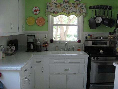 Our Design On A Dime Kitchen Remodel