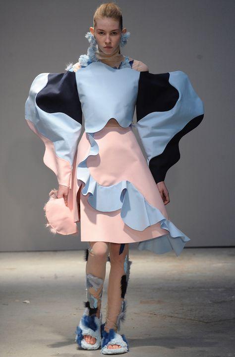 LCF BA graduate fashion collections