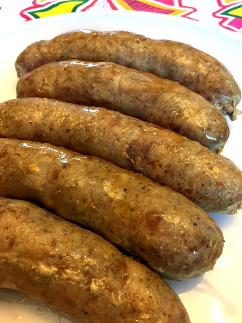 Instant Pot Italian Sausages Recipe (With Fresh or Frozen Sausage)