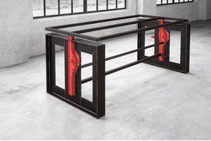 Hohenverstellbares Tischgestell Stahl Wohnsektion Tischgestell Stahl Tischgestell Tisch Hohenverstellbar
