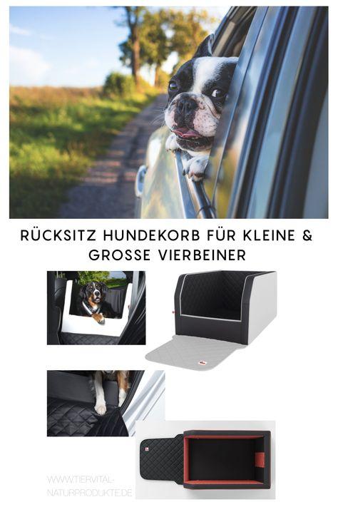 Auto Rücksitz Hundebett Travelmat RS Plus