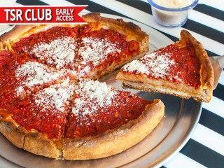 Pizzeria Uno Chicago Deep Dish Pizza Chicago Deep Dish Pizza Deep Dish Pizza Recipe Deep Dish Pizza