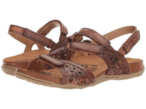 a14facea37a Earth Maui Women s Shoes Sand Brown Soft Leather