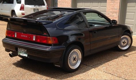 Crx si tranny something and
