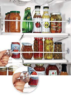 Keep Things Secure On Shelves