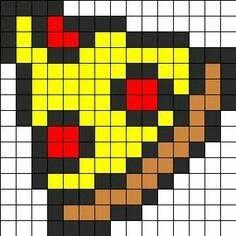 épinglé Par Fantine Sur Fantine Pixel Art Nourriture