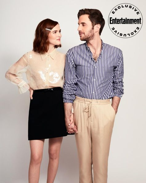 Ben Platt, Zoey Deutch, The Politician stars pose for exclusive photos | EW.com