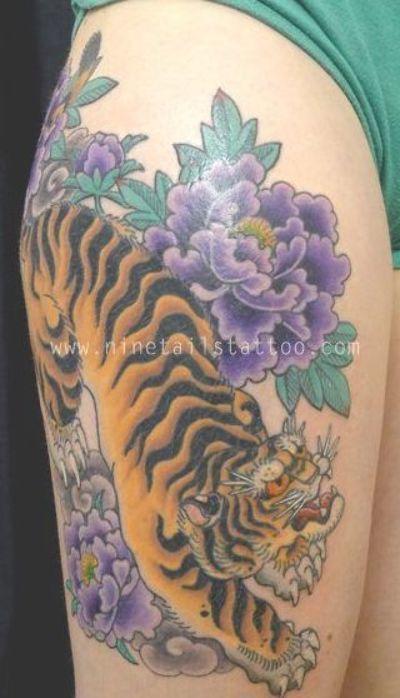 Kanae Nine Tails Tattoo London Japanese Tattoo Traditional Japanese Tattoos Tattoos Japanese Tattoo
