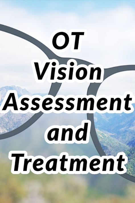 New to working with vision? Check out our how-to guide to vision assessment and treatment in occupational therapy. therapy OT Vision Assessment and Treatment Health And Fitness Magazine, Health And Fitness Tips, Good Health Tips, Health Advice, Occupational Therapy Assessment, Natural Flu Remedies, Health Site, Acute Care, Vision Therapy
