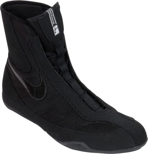 new styles 299c1 aefcf NIKE MACHOMAI MID BOXING SHOES   TITLE MMA Gear from Title MMA. Saved to  Shoes and Kicks.