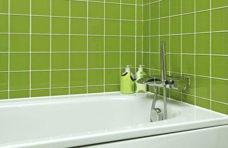Im Badezimmer Die Fliesen Streichen Tipps Fliesenstreichen
