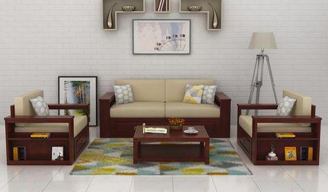 Miraculous Pune In 2019 Wooden Sofa Designs Wooden Sofa Set Sofa Set Creativecarmelina Interior Chair Design Creativecarmelinacom