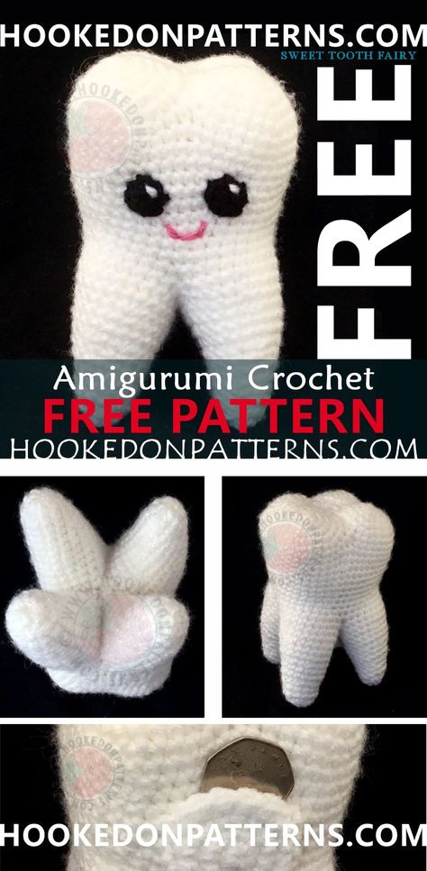 Crochet Tooth Fairy, Free Crochet Patterns Collection ...   967x474
