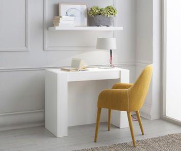 Tavolo Consolle Allungabile Bianco.Tavolo Consolle Allungabile Adam Frassino Bianco Furniture