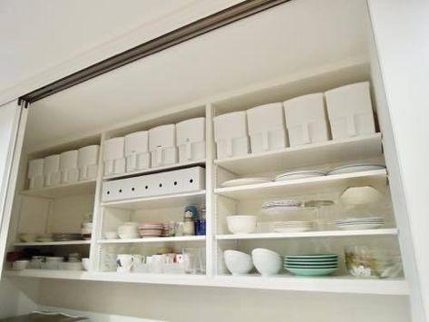 無印の新商品も 妹の新築の収納シリーズスタート キッチン背面収納